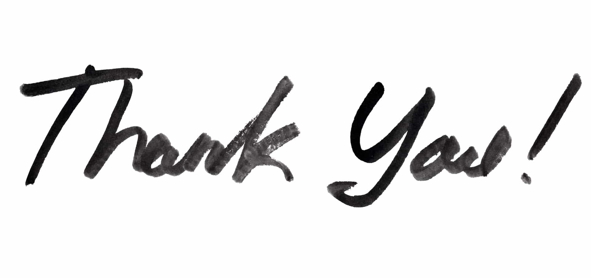 DANKE für eure Arbeit!