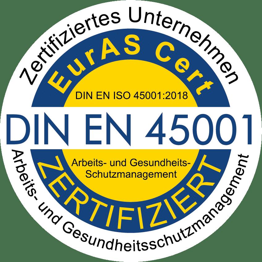 EURAS 45001 2018